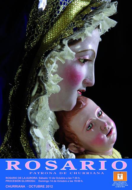 Virgen del Rosario Churriana