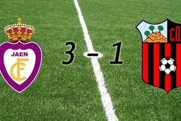 Real Jaén B - Churriana