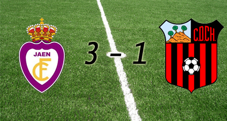Real Jaén B - Churriana