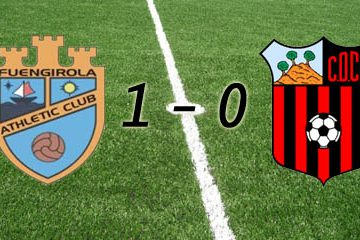 Athletic Fuengirola 2-1 Churriana