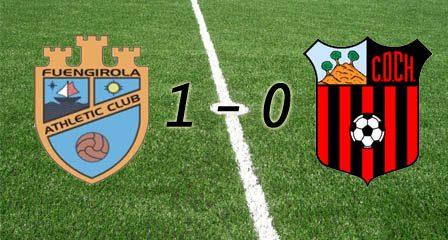 Athletic Fuengirola 2-1 Churriana