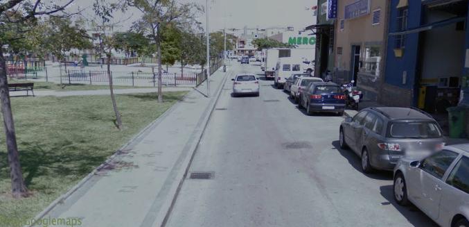 Calle Julio Balbás