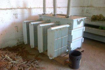 transformador electrico