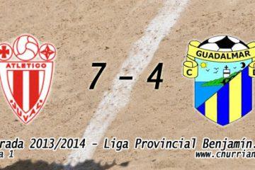 Atlético Juval - Guadalmar