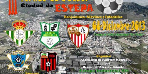 III torneo de fútbol Estepa