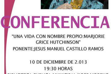 Conferencia sobre Marjorie