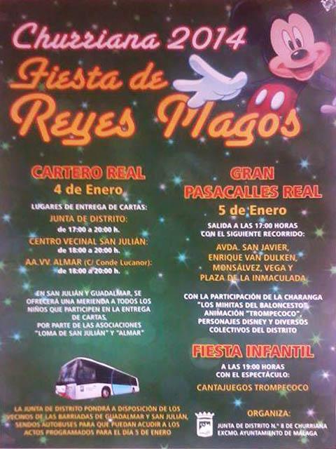 Fiesta Reyes Magos