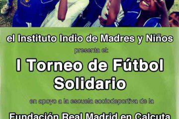 I Torneo de Futbol Solidario