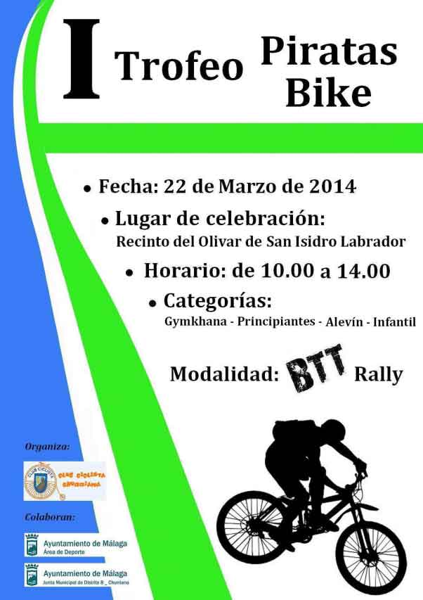 I trofeo piratas bike