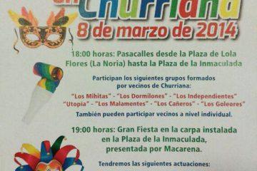 Carnaval Churriana 2014