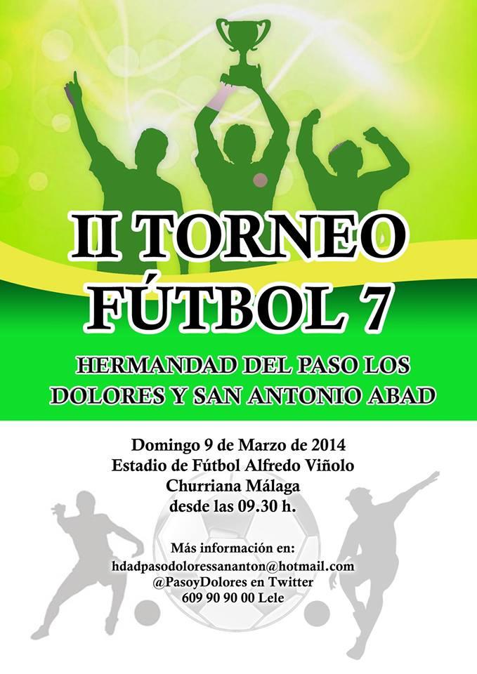 II torneo fútbol 7