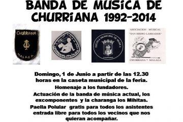 homenaje banda musica
