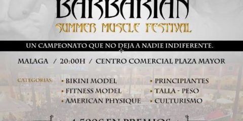 Barbarian Summer Muscle Festival