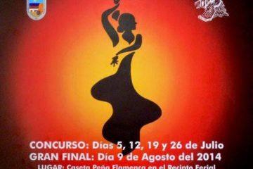 Concurso Flamenco