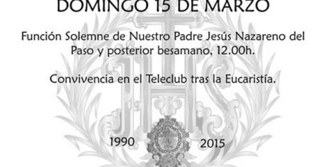 festividad nazareno