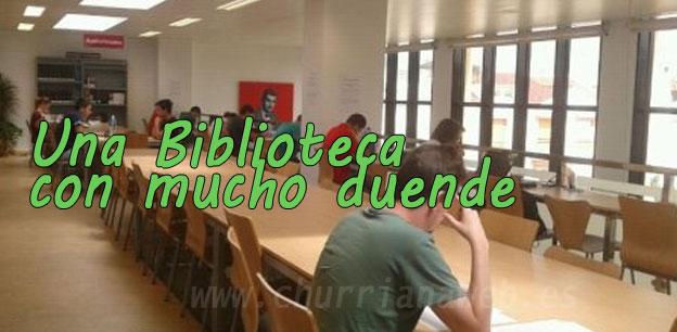 biblioteca duende