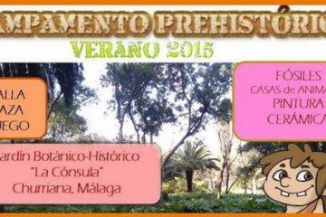 campamento prehistórico