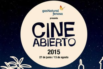 cine abierto 2015