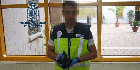 policia robo guadalmar
