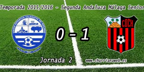 j2- villanueva del rosario - churriana
