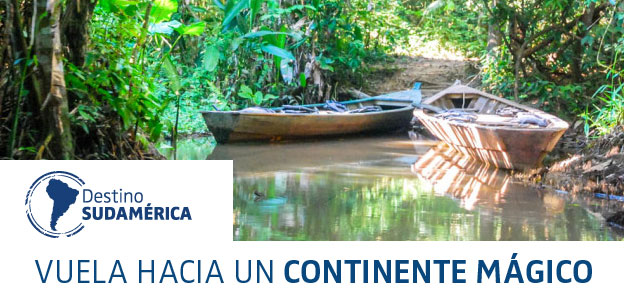 destino sudamérica
