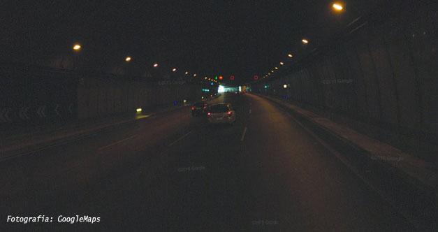túnel de Churriana