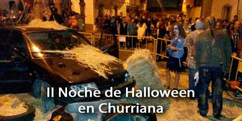 II halloween churriana