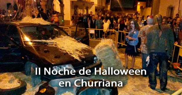II halloween churriana