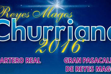Reyes magos en Churriana
