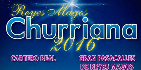 Reyes magos en Churriana