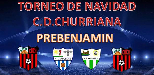 torneo navidad cd churriana