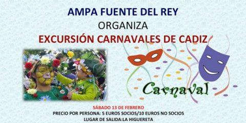 excursión carnaval cadiz 2016