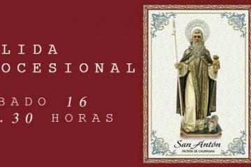 procesión San Antón
