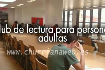 club lectura adulto Churriana