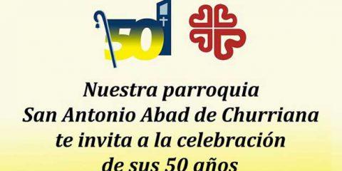 50 años parroquia Churriana