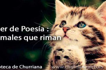 taller poesia biblioteca Churriana