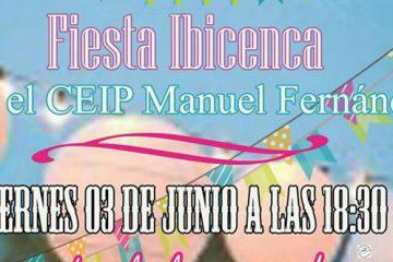 fiesta ibicenca Manuel Fernández