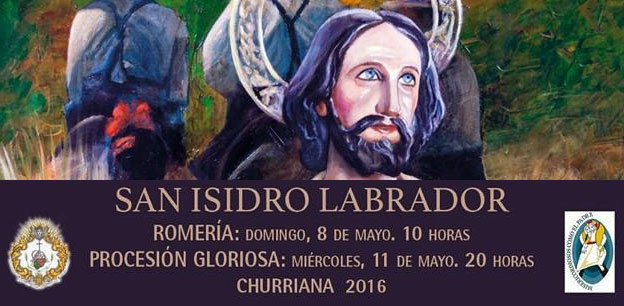 san isidro labrador de Churriana