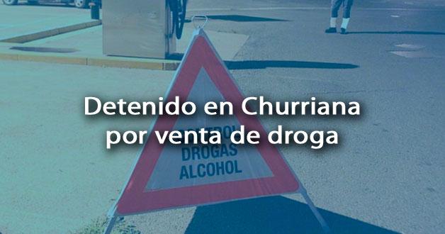 venta droga Churriana