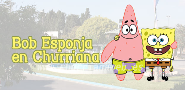 bob esponja en churriana