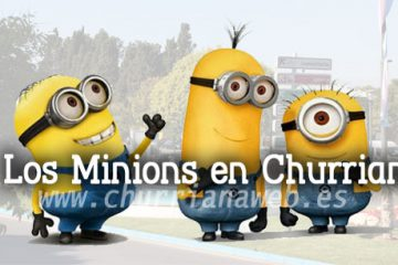 los minions en Churriana
