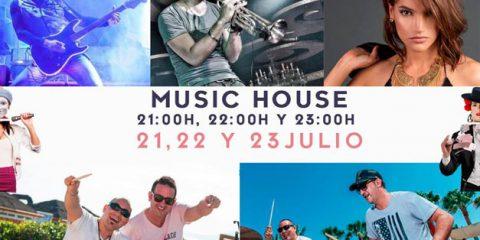 music house plaza mayor