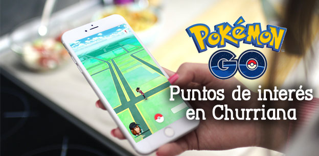 pokemon go en Churriana