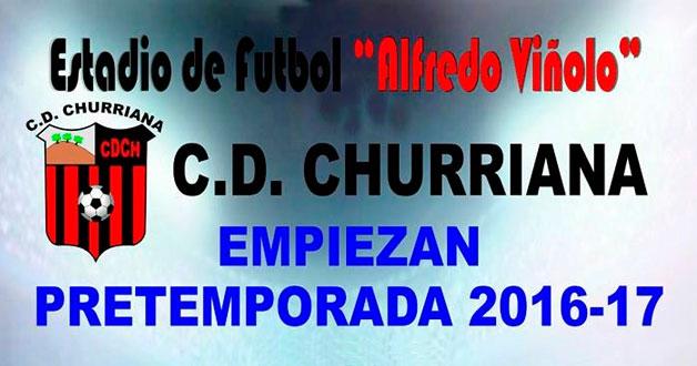 pretemporada cd churriana