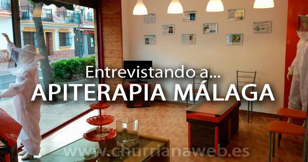 apiterapia malaga entrevista