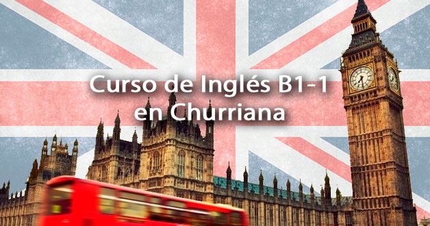 curso de inglés en churriana