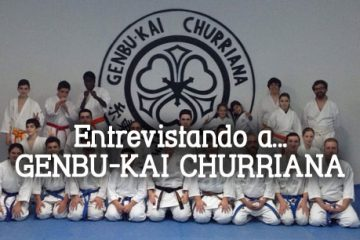 genbu kai churriana
