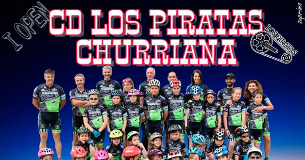 los piratas de churriana
