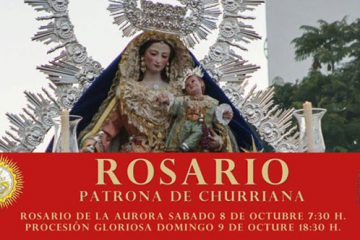 procesion rosario churriana 2016