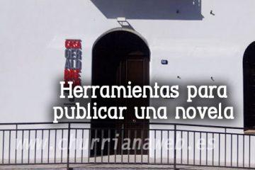 publicar una novela